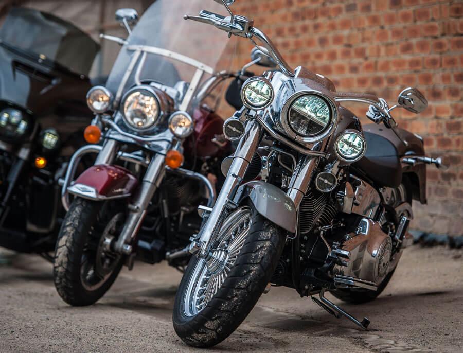 Motor bike reprays and repairs